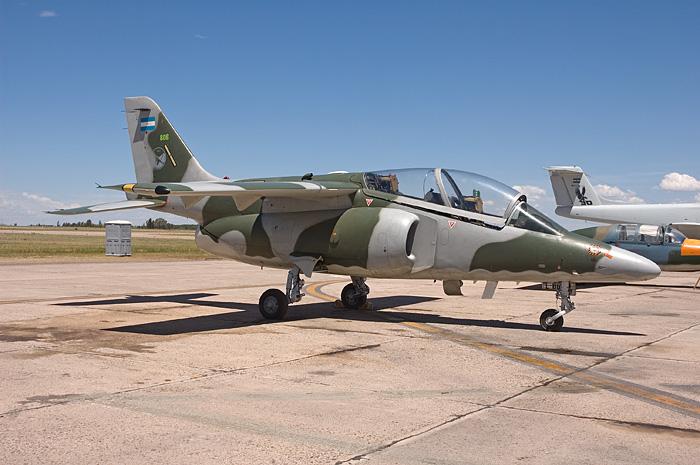 armamento de la fuerza aerea argentina