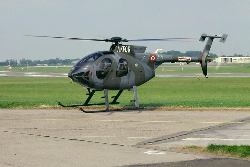 Elicottero Wessex : Bierset helimeet