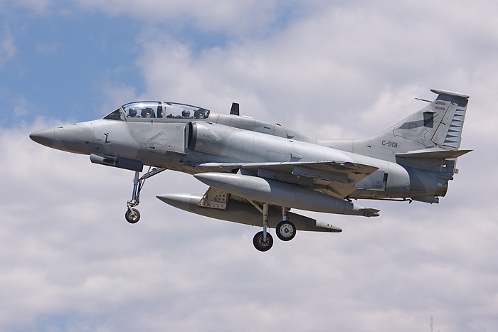 Aviones Argentinos de Combate!